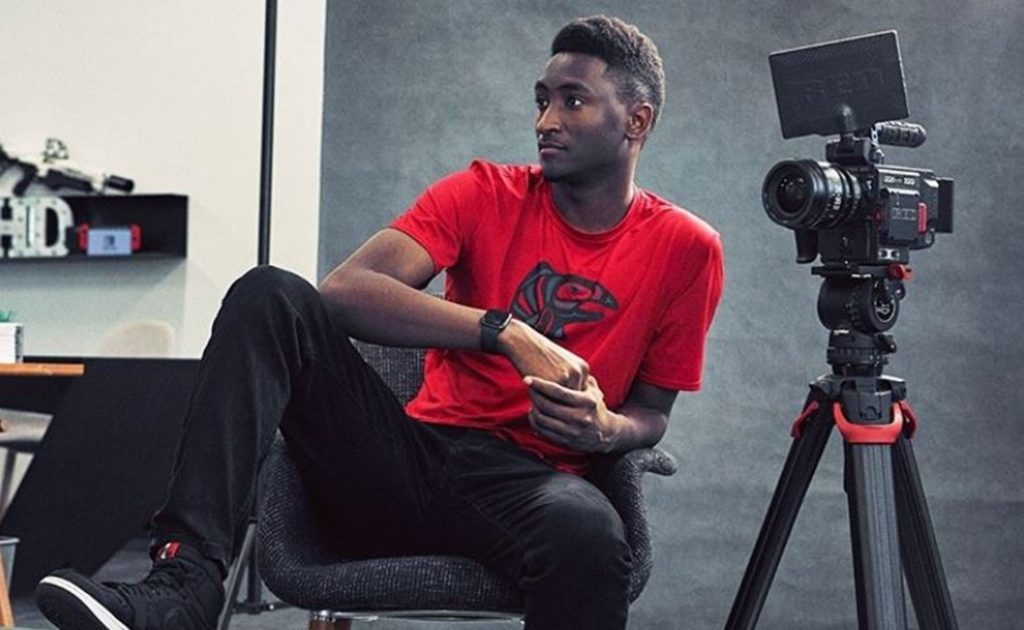 Marques Brownlee MKBHD YouTube Tech Tech Savvy